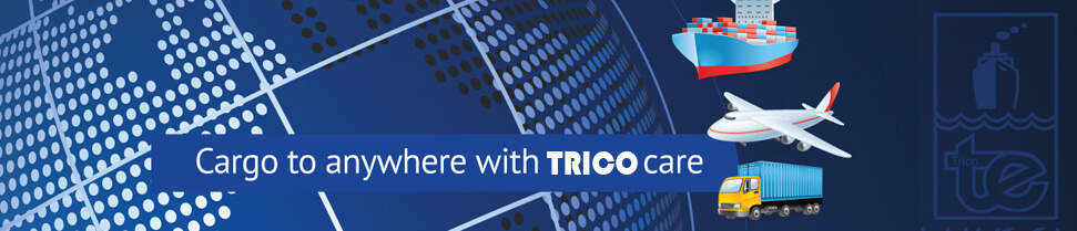Track your cargo online - Trico International - Trusted by